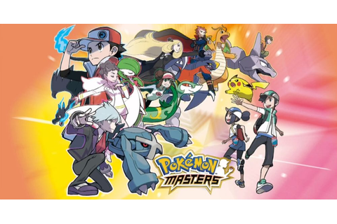New Game, Pokemon Masters, is Coming to iOS and Android ...