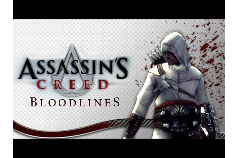 Assassins Creed Bloodlines all cutscenes HD GAME - YouTube