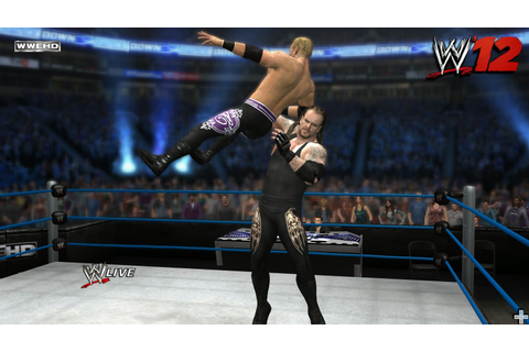 WWE 12 Game - Top Games Free Download Full Version