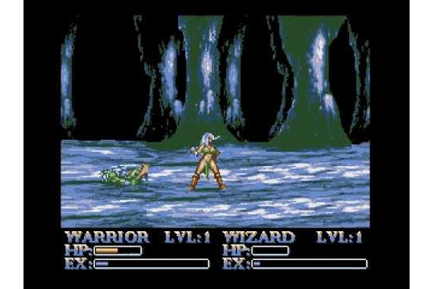 Myths and Dragons (MSX game + V9990 graphics card ...