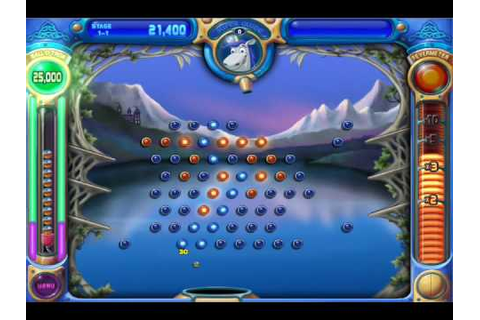 Peggle Deluxe (PC) Gameplay - YouTube