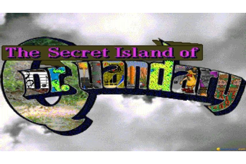 The Secret Island of Dr. Quandary gameplay (PC Game, 1992 ...