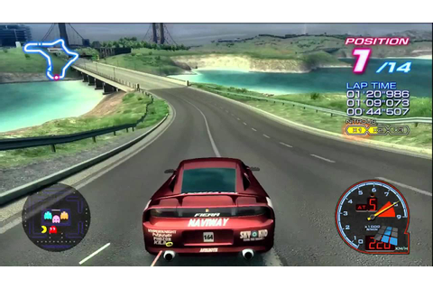 Ridge Racer 6 (Gameplay) - YouTube
