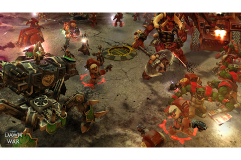 Warhammer® 40,000™: Dawn of War® - Game of the Year ...