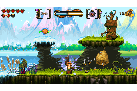 FOX n FORESTS on Steam