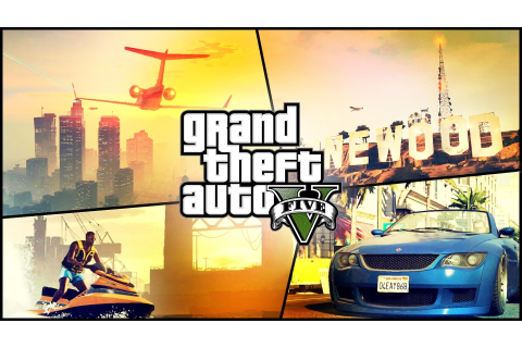 Grand Theft Auto V, Rockstar Games, Video Games Wallpapers ...
