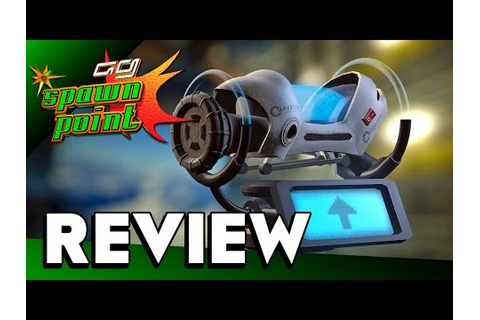 Aperture Tag | Game Review - YouTube