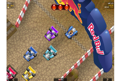 Kart Fighter 3 – Unbeaten Tracks from Red Bull will be ...