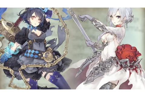 SINoALICE character introduction trailer - Gematsu