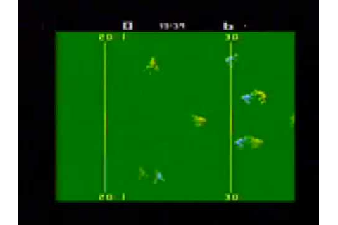 CLASSIC GAMES REVISITED - RealSports Football (Atari 2600 ...