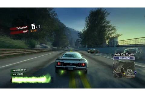Burnout Paradise City - Game Play - YouTube