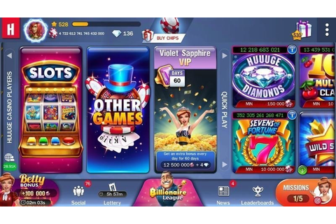 Petition · Huuuge Casino Game App Scam · Change.org