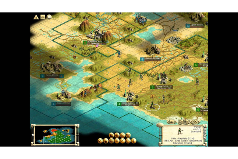 Let's Play Civilization 3 - Full Gameplay HD (Monarch ...