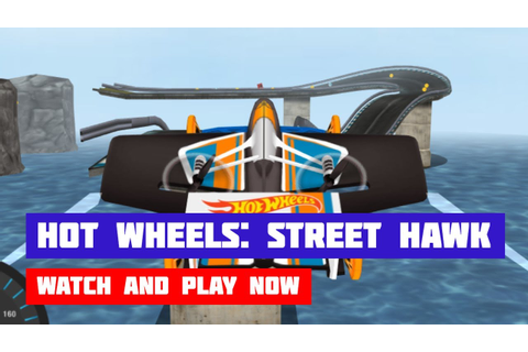 Hot Wheels: Street Hawk · Game · Gameplay - YouTube