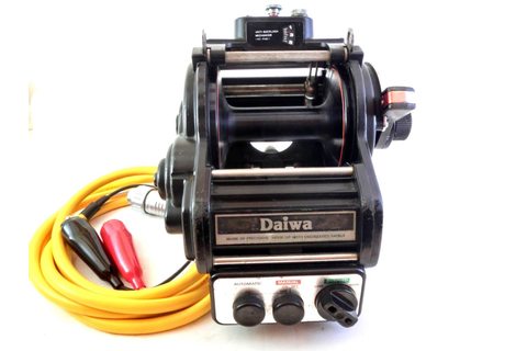 Daiwa Marine Power SS-900 2-Speed Big-game Electric Reel ...