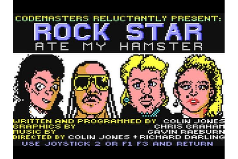 Rock Star Ate My Hamster Review for the Commodore 64 by ...