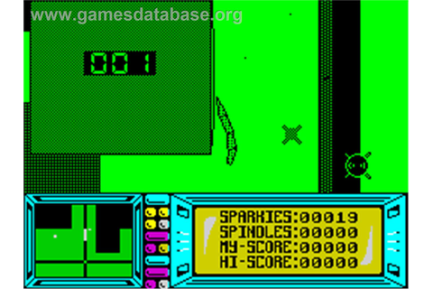 Fat Worm Blows A Sparky - Sinclair ZX Spectrum - Games ...