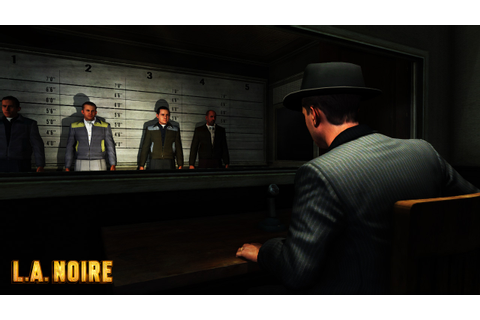 Insult Swordfighting: L.A. Noire