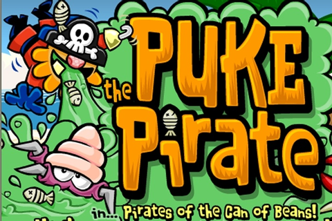 Puke The Pirate Game - Pirate games - Games Loon