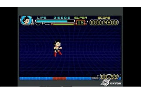 Astro Boy: Omega Factor - Game Boy Advance - IGN