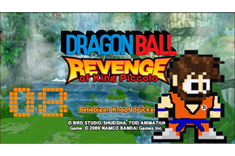 Let's Play Dragonball: Revenge of King Piccolo Part 08 ...