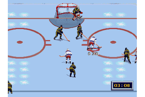 NHL All-Star Hockey 95 Download Game | GameFabrique