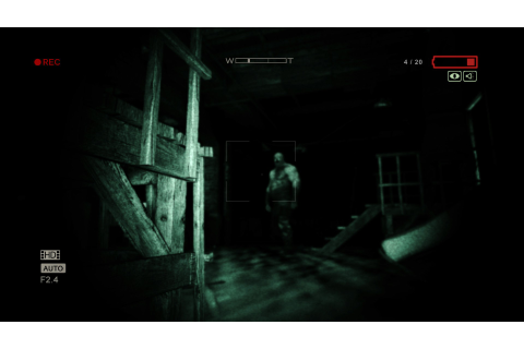 Outlast - Red Barrels
