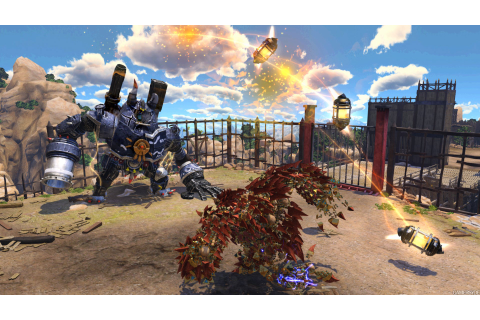 Knack Review - PS4 Home