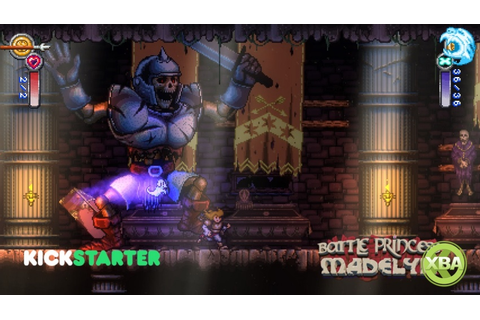 Battle Princess Madelyn is a Retro Platformer Inspired By ...