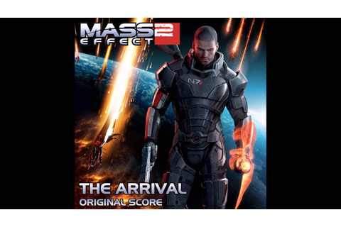 Mass Effect 2 Arrival DLC Soundtrack Track 8 - YouTube