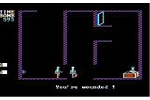 Beyond Castle Wolfenstein for Apple II (1984) - MobyGames