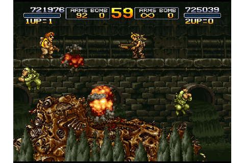 Download METAL SLUG 2 Full PC Game