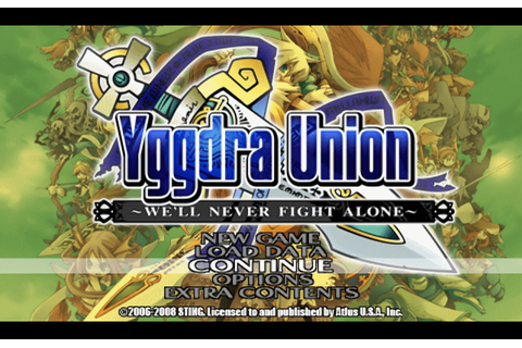 Yggdra Union: We'll Never Fight Alone . Прохождение Yggdra ...