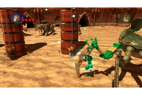Lego Star Wars III The Clone Wars: Gameplay PC(HD) - YouTube