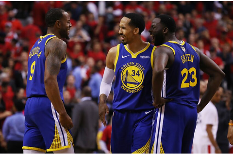 "Golden State Warriors: Game 2 victory ""strength in numbers ..."
