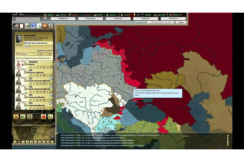 Let's Play Darkest Hour: A Hearts Of Iron Game, Germany ...