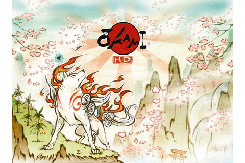 Okami HD confirmed for North America and Europe - Gematsu