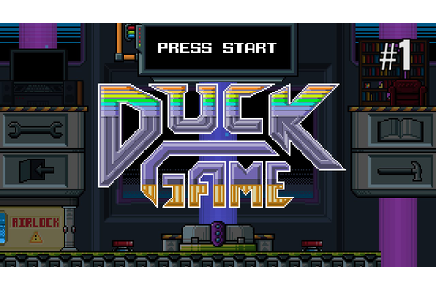 Twitch Livestream | Duck Game Part 1 [PC] - YouTube