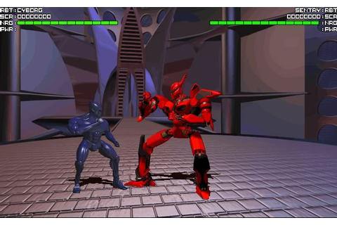 Download Rise of the Robots action for DOS (1994 ...