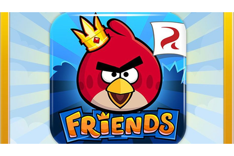 Game Angry Birds Friends is now available for Android | Free Download ...