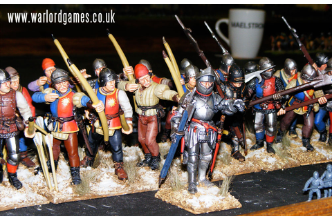 New Release: Perry Plastic War of the Roses - Warlord ...