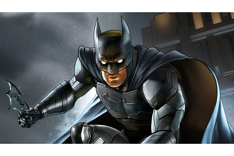 Telltale's Batman: The Enemy Within Episode 1 – The Enigma ...
