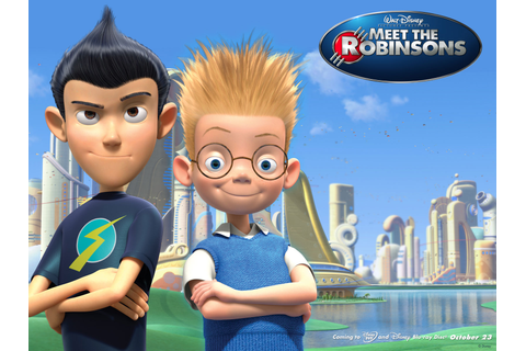 Kids-n-fun.de | Hintergrundbild Meet the Robinsons