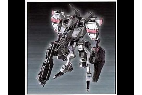 Armored Core Last Raven - Using Stinger AC - YouTube