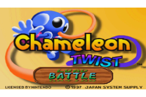 Chameleon Twist Multiplayer Battle Game - YouTube