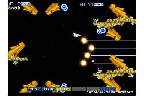 Download Nemesis & Play Free | Classic Retro Games
