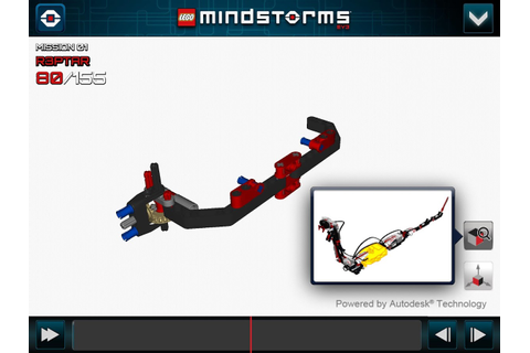 LEGO ® MINDSTORMS ® 3D Builder download on Android free ...