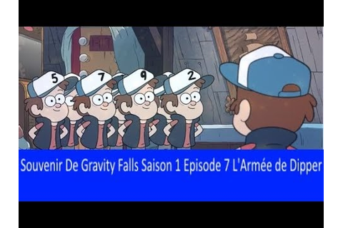 Souvenir De Gravity Falls Saison 3 Streaming Vf ...