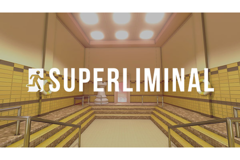 Forced perspective first-person puzzler Superliminal ...