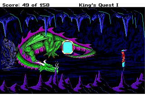 King's Quest I: Quest for the Crown VGA Download (1990 ...